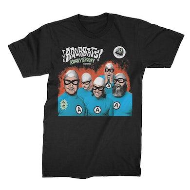 The Aquabats Kooky Spooky Tee (Black)