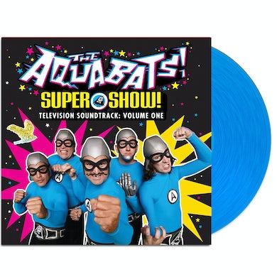 The Aquabats Super Show Soundtrack LP (Translucent Blue) (Vinyl)
