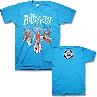 The Aquabats Surfers T-Shirt