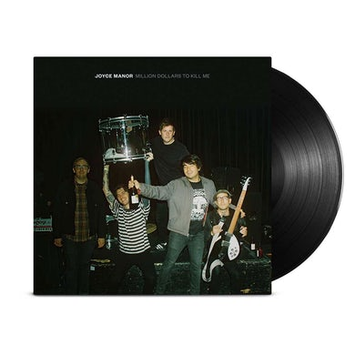 Joyce Manor Million Dollars To Kill Me LP (Black) (Vinyl)