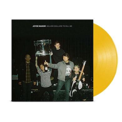 Joyce Manor Million Dollars To Kill Me LP (Dark Yellow) (Vinyl)