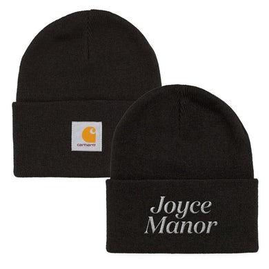 Joyce Manor Classic Logo Carhartt Beanie (Black)