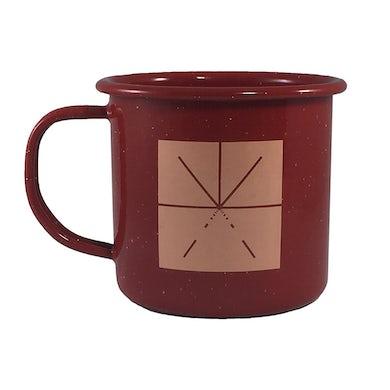 Touche Amore Campfire Enamel Mug