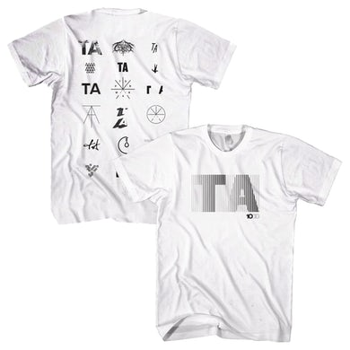 Icons Logo T-Shirt (White)