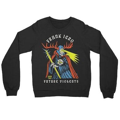 Frank Iero Reaper Crew Neck Sweatshirt (Black)