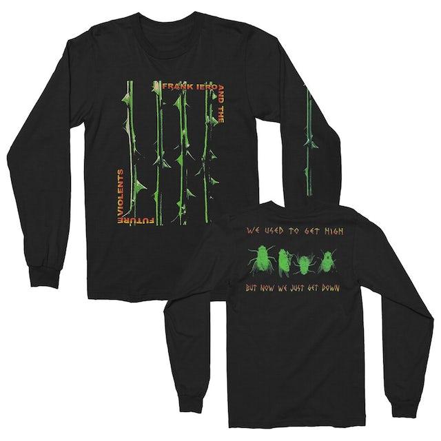 Frank Iero Stems and Thorns Long Sleeve (Black)