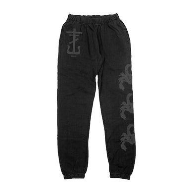 Frank Iero Scorpion Cross Sweatpants (Black)