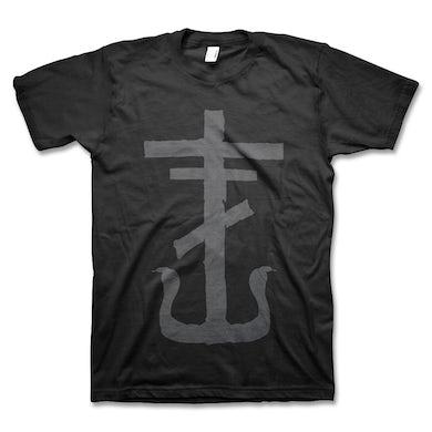 Frank Iero Cross T-Shirt (Black)