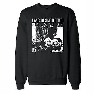 Pianos Become The Teeth Faces Crewneck Sweatshirt