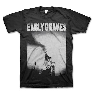 Early Graves Church Burner T-Shirt (Black)
