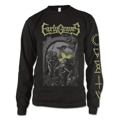 Early Graves Limbo Longsleeve T-Shirt (Black)