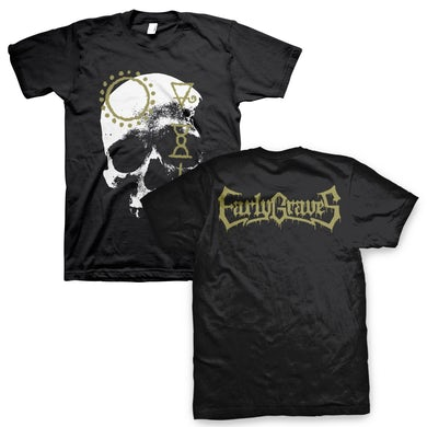 Early Graves Ruined T-Shirt (Black)
