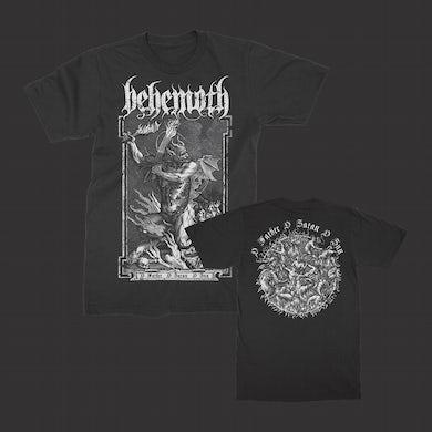 Behemoth O' Father, O' Satan T-Shirt (Black)