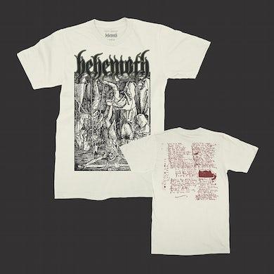 Behemoth Lvcifer T-Shirt (Natural)
