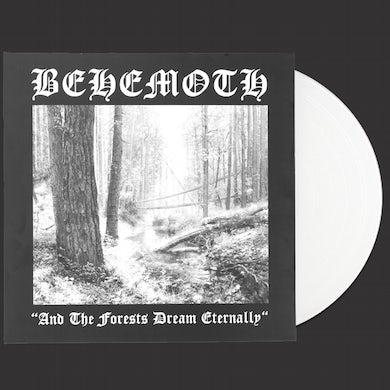 Behemoth And the Forests Dream Eternally LP (Clear) (Vinyl)