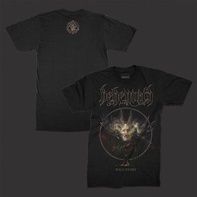 Behemoth The Satanist Cover Art T-Shirt (Black)