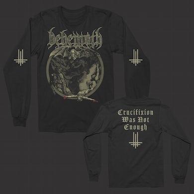 Behemoth Crucifixion Was Not Enough Long Sleeve (Black)