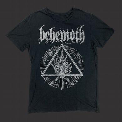 Behemoth Vintage Sigil T-Shirt (Vintage Black)