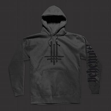 Behemoth Debossed Triumviratus Pullover Sweatshirt