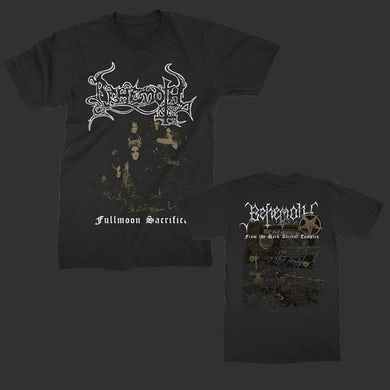 Fullmoon Sacrifice T-Shirt (Black)