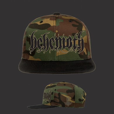 Logo Snap Back (Camo)