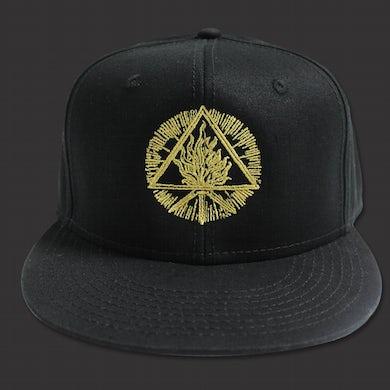 Behemoth Sigil Snap Back Hat (Black)