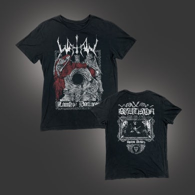 Watain Lawless Darkness Vintage T-Shirt (Black)