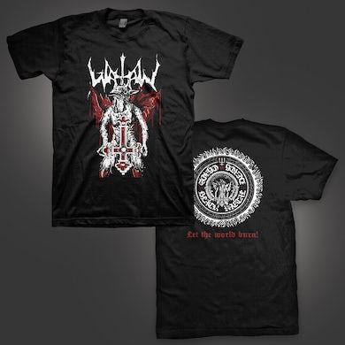 Watain De Profundis T-Shirt (Black)