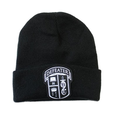 Defeater Shield Patch Beanie