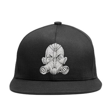 The Transplants Gas Mask Snap Back Hat