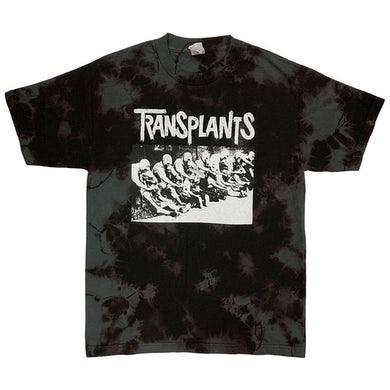 The Transplants Teach Them Young Tee (Bleach)