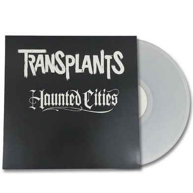 The Transplants Haunted Cities LP (Clear) (Vinyl)