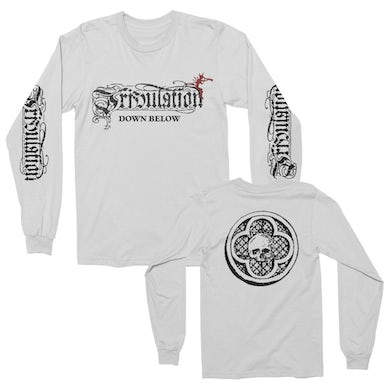 Down Below Long Sleeve (White)