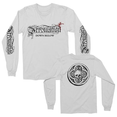 Tribulation Down Below Long Sleeve (White)
