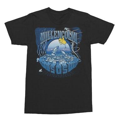 Millencolin SOS T-Shirt (Black)
