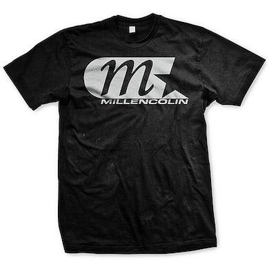 Millencolin M Star Logo (Black)