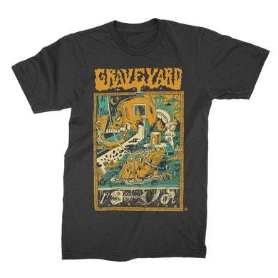 Frogyard T-Shirt (Black)