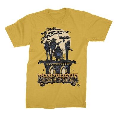 Moonband T-Shirt (Gold)