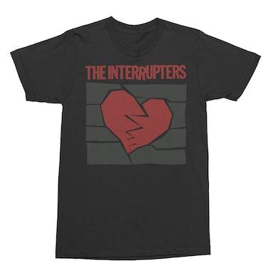 Broken Heart T-Shirt (Black)