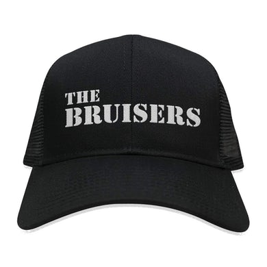 Embroidered Logo Hat (Black)