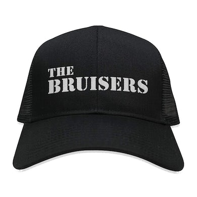 Bruisers Embroidered Logo Hat (Black)