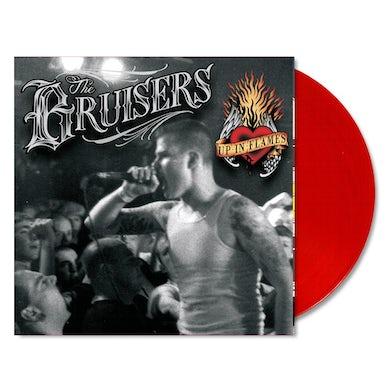 Bruisers Up in Flames LP (Red) (Vinyl)