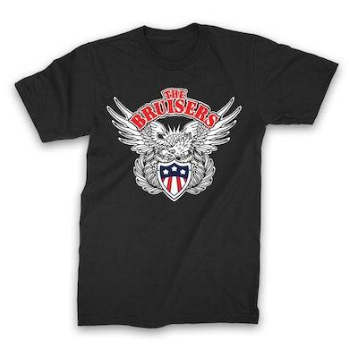 Bruisers Eagle T-Shirt (Black)