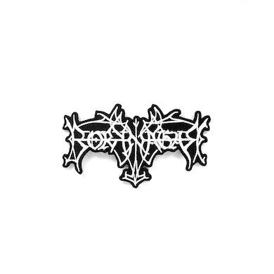 Borknagar Logo Die Cut Patch