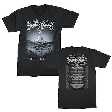 Borknagar True North T-Shirt Tour (Black)