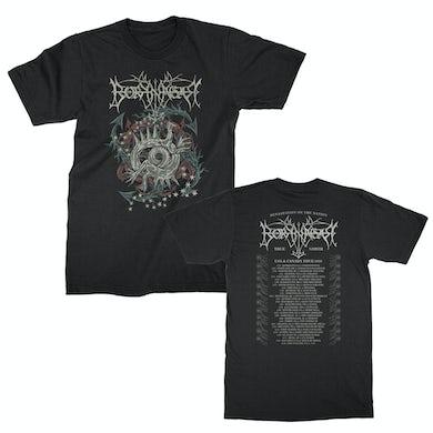 Borknagar North American Tour 2020 T-Shirt (Black)