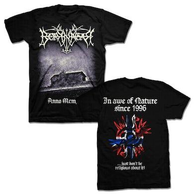 Borknagar Anniversary T-Shirt (Black)