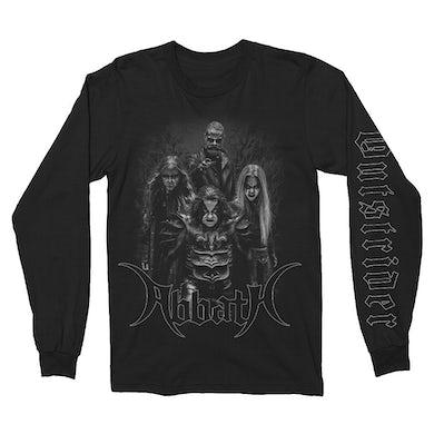 ABBATH Outstrider Band Long Sleeve (Black)