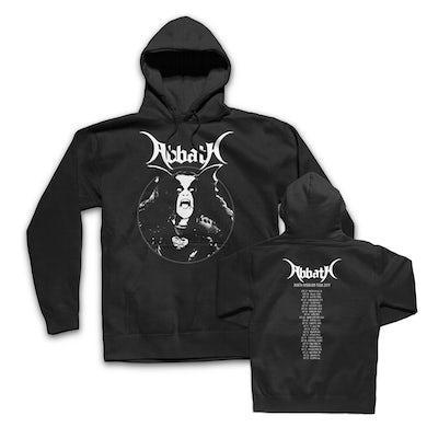 ABBATH Classic Dateback Pullover (Black)
