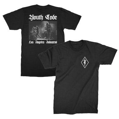 Youth Code Live Photo Tee (Black)